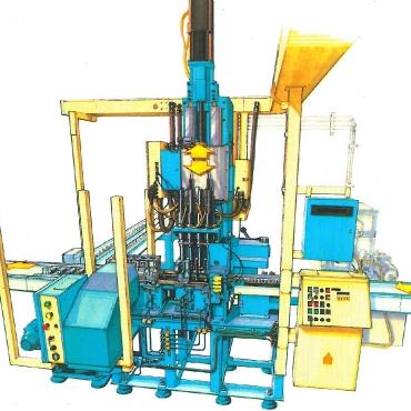 Automazione linee di lavorazione e montaggio motore FIRE 1000 (stabilmento Fiat Auto Termoli)